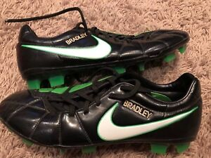 Just Game Used Worn Soccer Cleats Worn By Michael Bradley Mls Jersey Usa For Fast Shipping Game Used Memorabilia Other Game Used Memorabilia