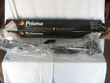 Prisma V-50 Unipod with foot plate for max. control; telescopic monopod boxed