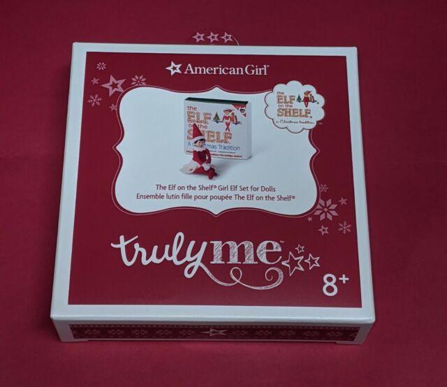 BRAND NEW IMMEDIATE SHIPPING GPM60 American Girl Elf on the Shelf for dolls