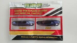 Car-Trim-Restorer-Exterior-Black-Plastic-Bumper-Protection-High-Shine-WIPES