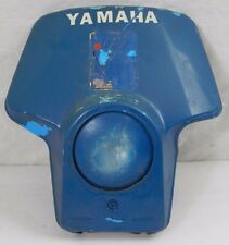 1982 / 1983 Genuine YAMAHA IT 175 OEM Front NUMBER PLATE HEADLIGHT Plastic Part