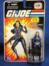 2007 GI Joe Baroness Cobra Intelligence Officer