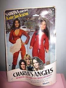 1977 Hasbro Charlie's Anges Sabrina avec Kate Jackson