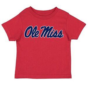 Mississippi-Ole-Miss-Rebels-LOGO-Infant-Toddler-T-Shirt
