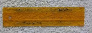 Rotring Zeichenschablone Art.-Nr. 343025 Schablone 2,5mm Schriftschablone 0,25 - Deutschland - Rotring Zeichenschablone Art.-Nr. 343025 Schablone 2,5mm Schriftschablone 0,25 - Deutschland