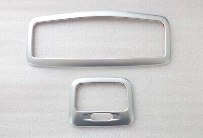 Chrom Rahmen aus Edelstahl fuer Schalter Mitsubishi ASX