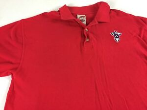 Tennessee-Titans-Polo-Shirt-VTG-90s-Mens-L-XL-Tall-Long-NFL-Football-Cotton-Fan