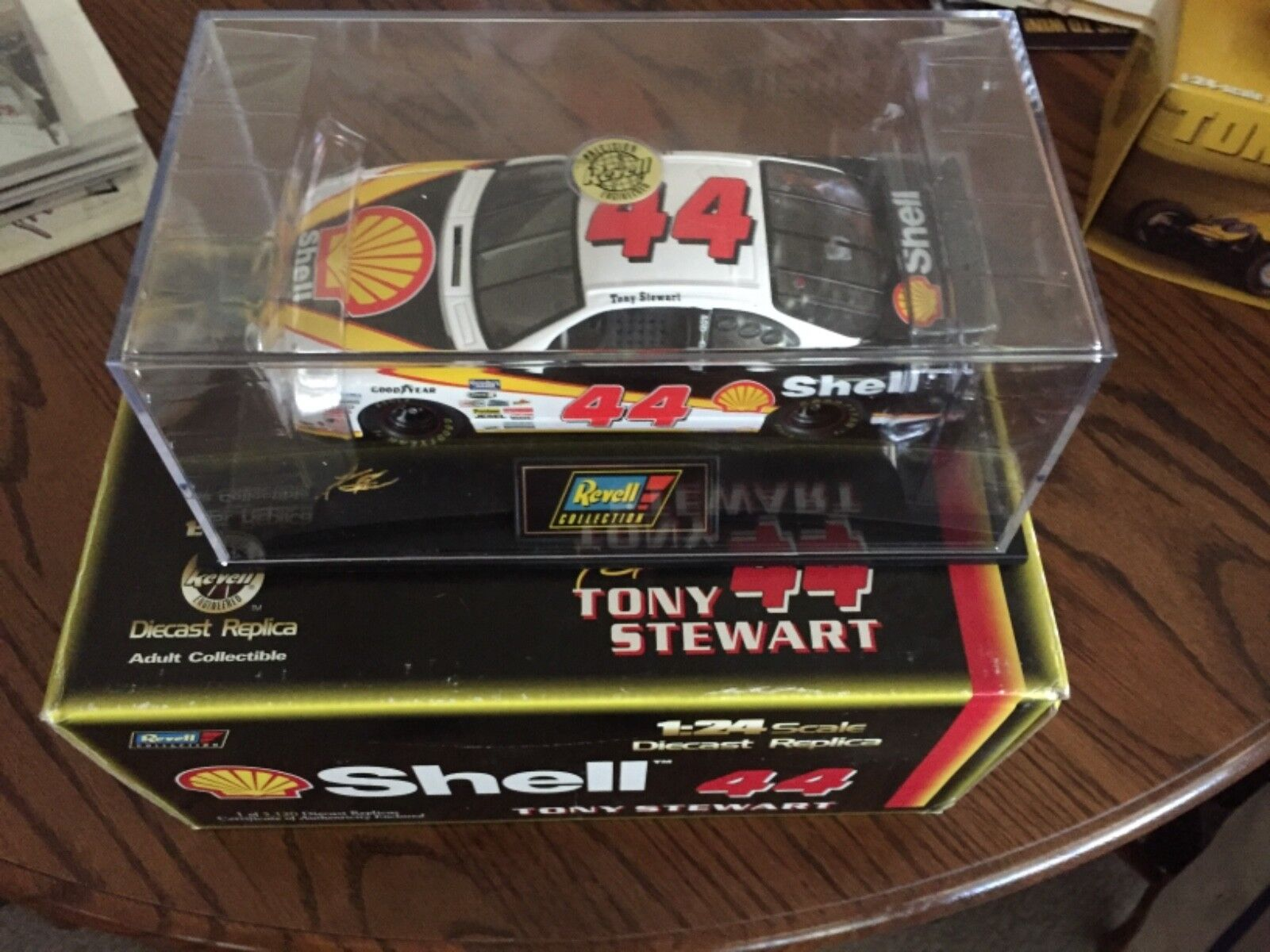 Tony Stewart diecast shell 1 24 1998 revell new with box