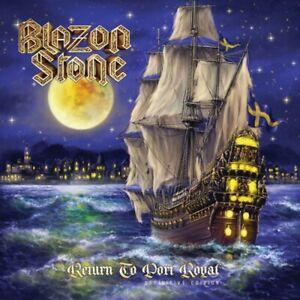 BLAZON STONE - Return To Port Royal (NEW*LIM.500 RERELEASE + BONUS TR.*R. WILD)