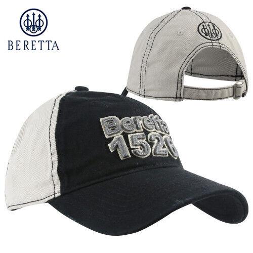 Beretta Weekender Gun Shooting / Shooters 1526 Hat Cap Cap Cap - Black Color - NEW 856a8c