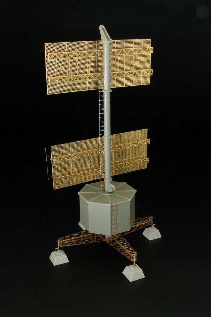 Hauler 1 72 Freya-Lz A (Fumg-401) Deutsch Erd Radar Station Baukasten    | Qualität zuerst