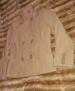 Manteau femmes américain de des laine aigle taille UFaq6wT
