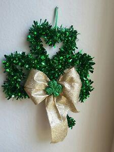 8 Delightful Homemade St. Patrick's Day Decor Ideas | The ...  |Ireland Door Decorations