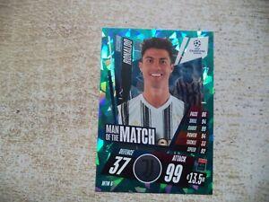 Topps Match Attax 2020 2021 Ronaldo MTM6 Man of Match ...