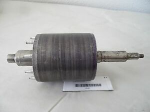 Limitorque Corp Motor Shaft And Rotor Smc 04 Pn 61 515 0222 2 Ebay
