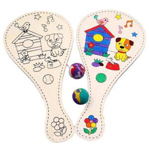 DIY-Manual-Painting-Pat-Ball-Educational-Handmade-Game-Painting-DIY-Wooden-XJ