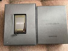 Samsung / Giorgio Armani SGH-P520 - Black  GSM *SUPER RARE* *COLLECTIBLE*