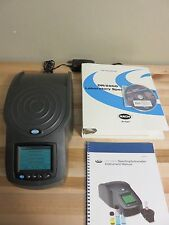 Hach DR 2500 Portable Water Analyzer Spectrophotometer with Cuvette Holder
