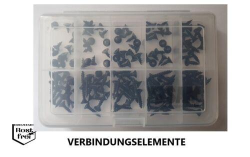 0-6,0mm acier inoxydable livraison gratuite Gamme BOIS //Panneaux De Particules VIS TORX ø3