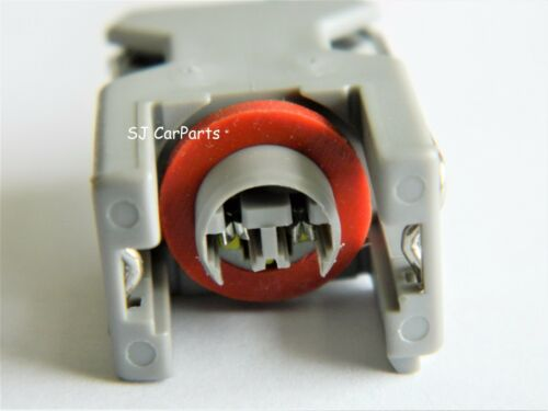 2 PIN Connector For Delphi 10811963 Fuel Diesel Injector Fuel Rail Plug
