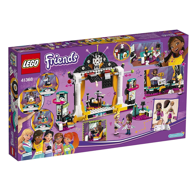 Lego Friends 41368 Andreas Talentshow  NEUHEIT NEUHEIT NEUHEIT 2018 OVP fd3cfe