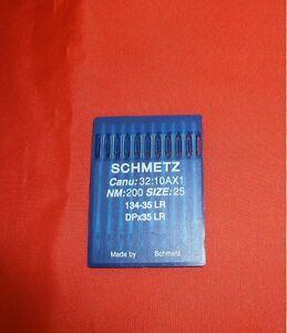 Schmetz-ballon aiguille 134-35lr NM 200