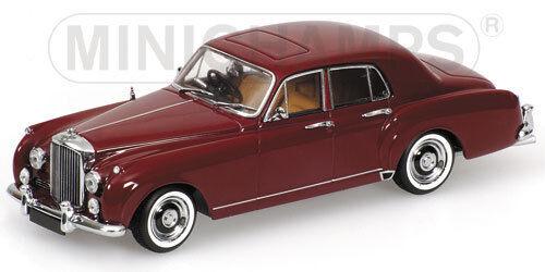Bentley Continental S1 Flying Spur 1 43 Minichamps