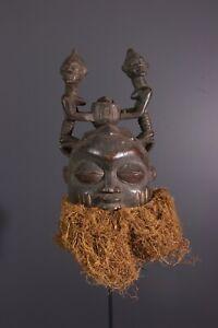 MASQUE-GELEDE-AFRICAN-ART-AFRICAIN-PRIMITIF-ARTE-AFRICANA-AFRIKANISCHE-KUNST