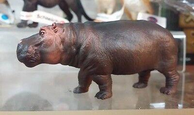 Japan StaSto Hippopotamus Hippo act Elephant PVC Mini Figurine Figure Model