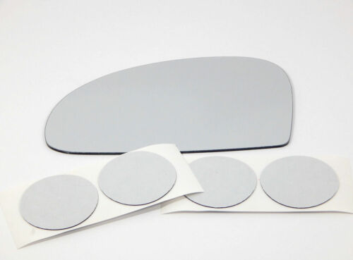 Spectra 5 Left Driver Mirror Glass Lens w//Adhesive for 04-09 Spectra
