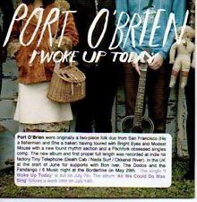 (504A) Port O'Brien, I Woke Up Today - DJ CD