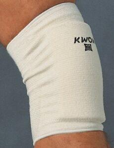 Kwon-Knieschuetzer-Stoff-Kampfsport-Judo-Ju-Jutsu-MMA-Muay-Thai-Handball