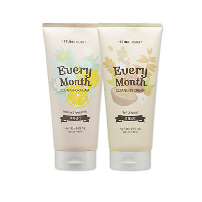 [ETUDE HOUSE]  Every Month Cleansing Cream 180ml / Korean cosmetics
