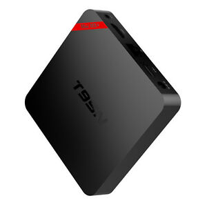 T95N S905X Android 4K Mini TV Box Quad Core Media Player 2017 8GB