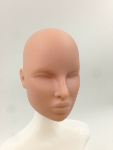 Fashion Royalty Integrity Doll Eugenia Perrin Frost New Blank Face Head For ooak