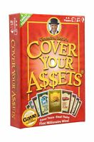 Grandpa Beck's Cover Your Assets Card Game Free Shipping