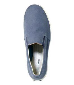 LL-Bean-women-039-s-canvas-shoe-size-9-NWOT