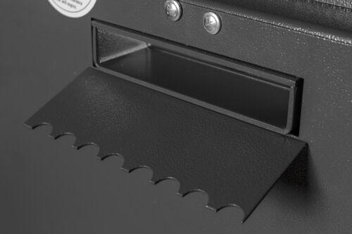 380x380x350mm Depottresor Schlüsselschloss Einwurftresor mit Einwurfschlitz
