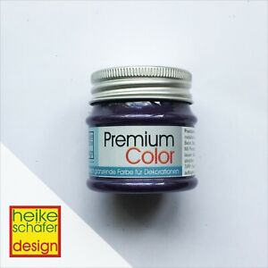 Premium-Color-Metallic-Farbe-50ml-in-Lila-Neu-Heike-Schaefer-Design