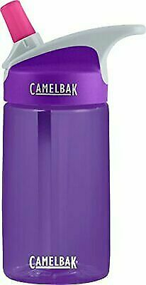 Camelbak 2017 Eddy Kids Water Bottle Sports Training Accessories Lilac 400ml 54101
