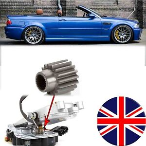 BMW-E46-CONVERTIBLE-TOP-ROOF-COVER-MOTOR-REPAIR