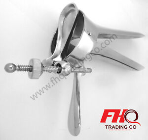 Cusco-Vaginal-Speculum-Surgical-Medical-Instruments-Ob-Gyn-Anal-Exam-DIation