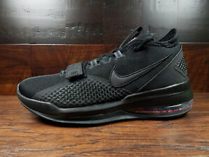 Depresión comer retroceder  Nike Air Force Max Low (Black / Anthracite) BV0651-003 Basketball Mens 8-13  | eBay