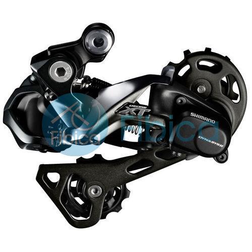 New Shimano Deore XT Di2 RD-M8050-GS Electronic Rear Derailleur Medium Cage