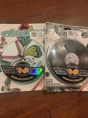 13cm Disceez 8176011 Indoor//Outdoor Flying Disc