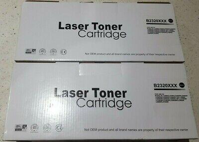 4x MWT PRO Toner kompatibel für Brother MFC-L-2700-DN DCP-L-2520-DW