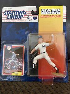 1994 New York Yankees Jimmy Key Starting Lineup