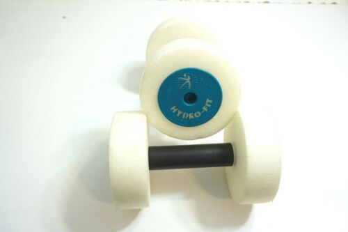 Details about  /HYDRO-FIT AQUATIC FITNESS GEAR HAND BUOY POOL RESISTANCE WEIGHTS FITNESS SET USA