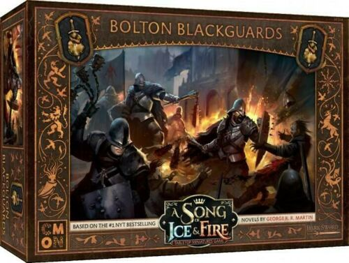 Bolton Blackguards A Song of Ice and Fire Game of Thrones New