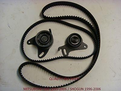 Mitsubishi Shogun Pajero L200 4d56 Warrior Timing Belt Kit 4d56 NEW 1996-2006